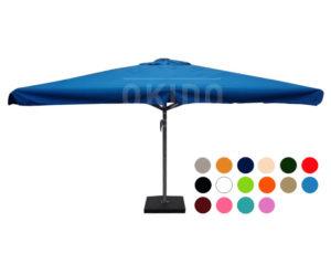 Horeca parasol Karin 400x400 cm