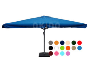 Parasol karin 400x400cm