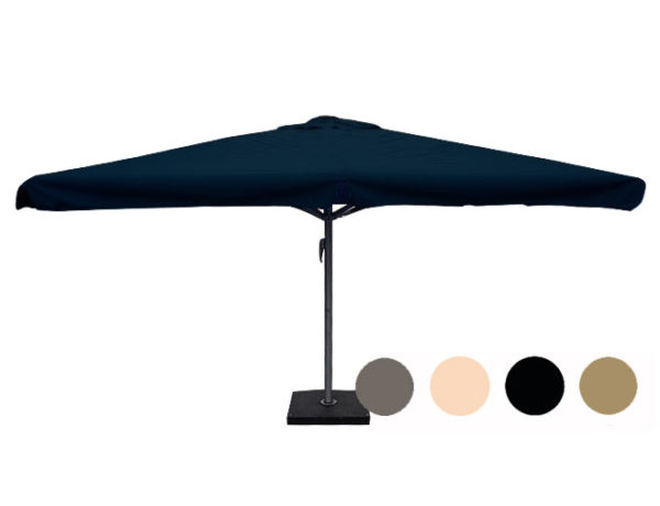 parasol karin 500 x 500cm