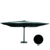 Parasol Caprice zwart