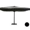 parasol zwart caprice xl