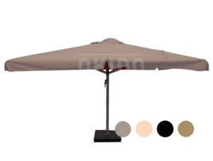Parasol Karin 300x300cm
